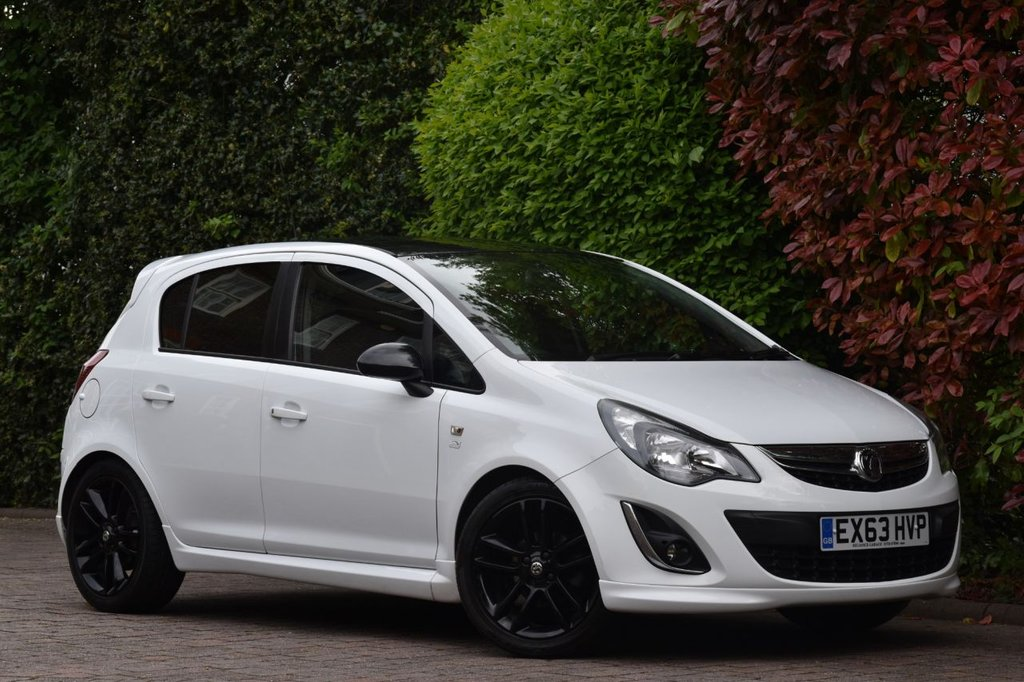 USED 2013 63 VAUXHALL CORSA 1.2 LIMITED EDITION 5d 83 BHP
