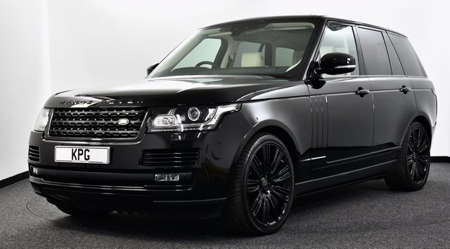 USED 2017 17 LAND ROVER RANGE ROVER 3.0 TD V6 Vogue Auto 4WD (s/s) 5dr £10k Extras, D/Steps, Pan Roof
