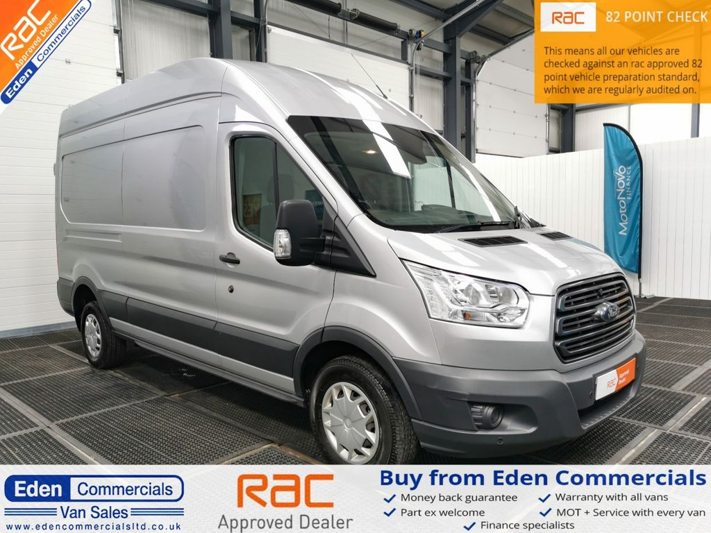 USED 2019 68 FORD TRANSIT 2.0 350 L3 H3  TREND * AIR CON *