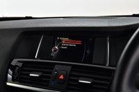 """USED 2016 16 BMW X3 2.0 20d M Sport Sport Auto xDrive 5dr £39k New, 20""""s, Black Pk, Nav"""