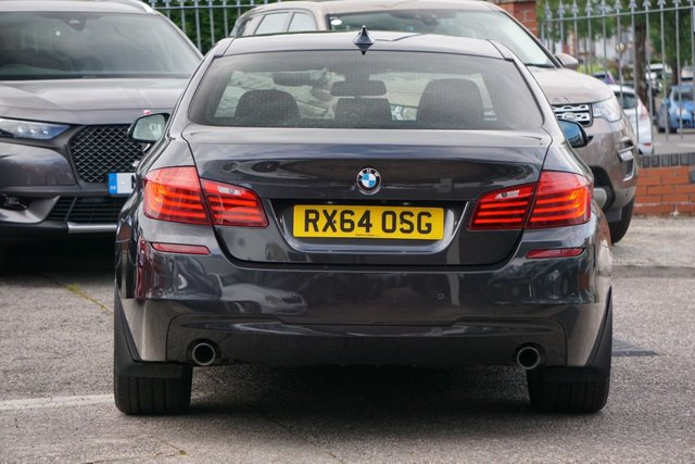 BMW 5 SERIES at Tim Hayward Car Sales