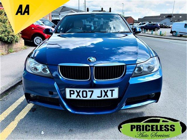 USED 2007 07 BMW 3 SERIES 2.0 320I M SPORT 4d 148 BHP