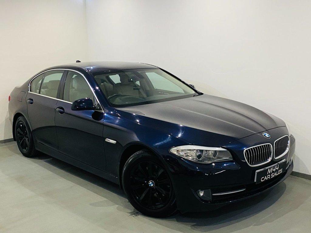 USED 2012 12 BMW 5 SERIES 2.0 520D EFFICIENTDYNAMICS 4d 181 BHP Bluetooth / Isofix / Dab Radio / Aux / Parking Sensors / Cruise Control