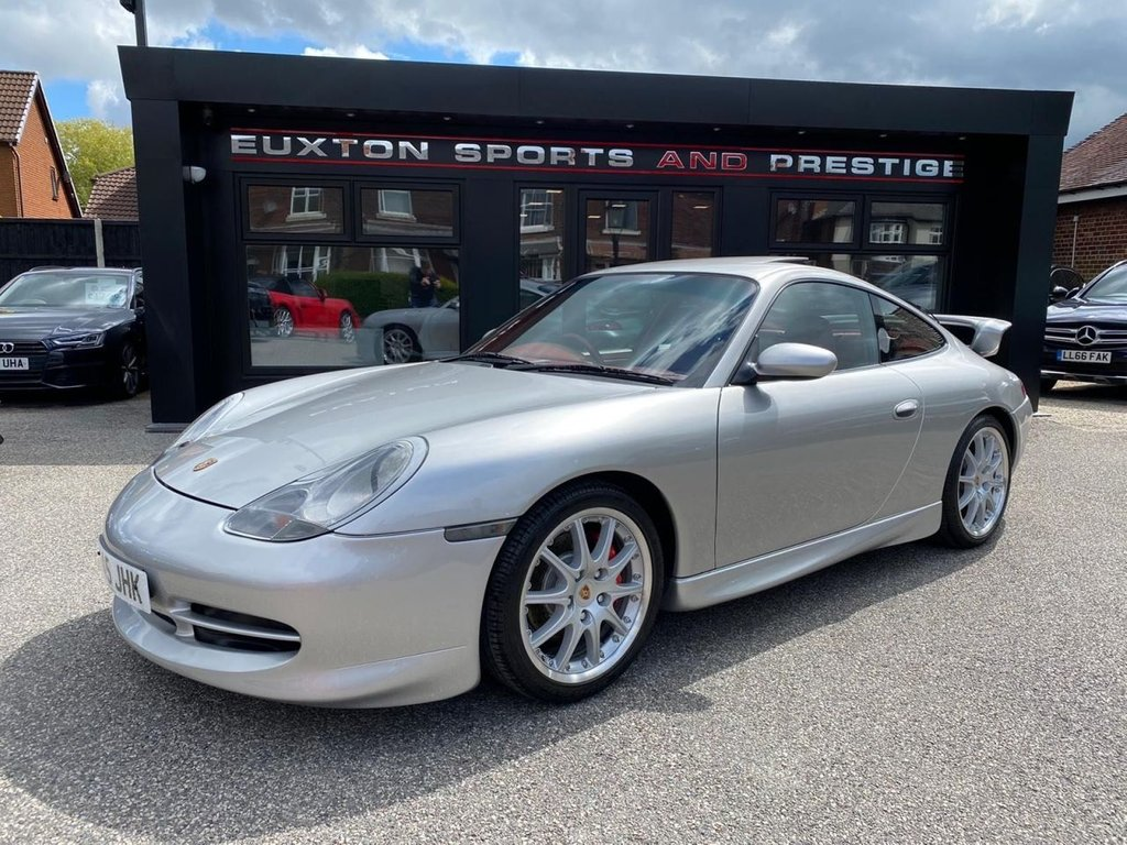 USED 1999 T PORSCHE 911 3.4 996 Carrera 4 Tiptronic S AWD 2dr DOCUMENTED SERVICE HISTORY