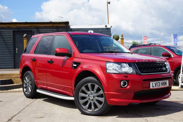 USED 2013 13 LAND ROVER FREELANDER 2.2 SD4 DYNAMIC 5d 190 BHP GREAT LOW MILEAGE EXAMPLE GOOD SERVICE HISTORY