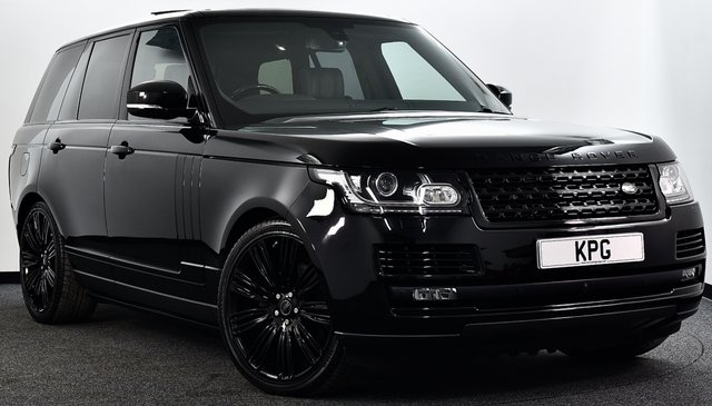 USED 2016 16 LAND ROVER RANGE ROVER 3.0 TD V6 Autobiography Auto 4WD (s/s) 5dr £100k New, D/Steps, Massage +