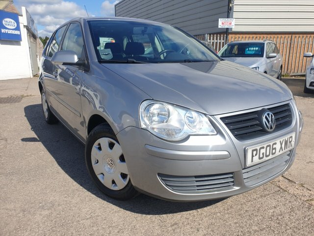 USED 2009 06 VOLKSWAGEN POLO 1.4 MATCH  Left Hand Drive 5d 79 BHP *** CARD PAYMENTS & PART EXCHANGE WELCOME *** LEFT HAND DRIVE  UK REGISTERED ELECTRIC WINDOWS REMOTE CENTRAL LOCKING