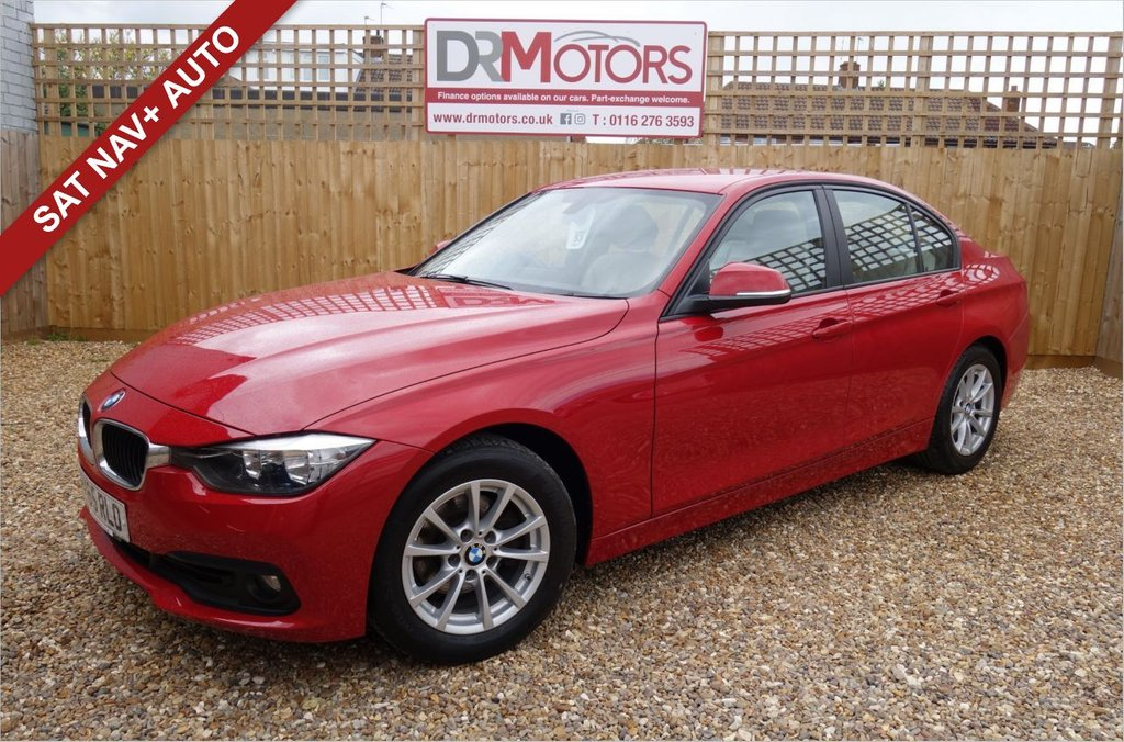 USED 2015 65 BMW 3 SERIES 2.0 320D ED PLUS 4d 161 BHP *** 6 MONTHS NATIONWIDE GOLD WARRANTY ***