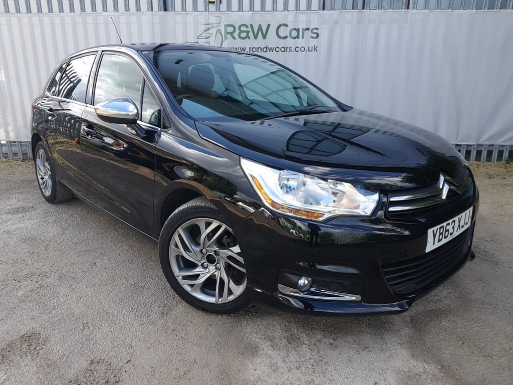USED 2014 63 CITROEN C4 1.6 E-HDI AIRDREAM SELECTION 5d 115 BHP