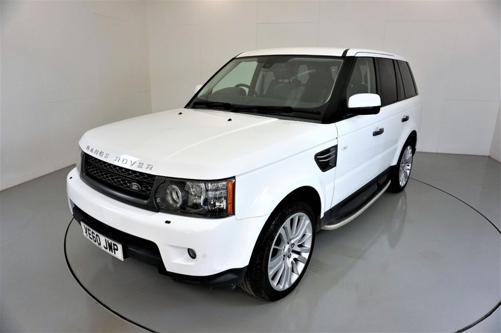 USED 2010 60 LAND ROVER RANGE ROVER SPORT 3.0 TDV6 HSE 5d AUTO-2 FORMER KEEPERS-SIDE STEPS-20