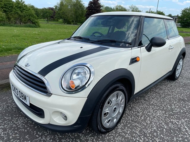 USED 2013 13 MINI HATCH ONE 1.6 ONE 3d 98 BHP 2 Owners - F/D/S/H - 2 Keys - Beautiful Little Car - Be Quick