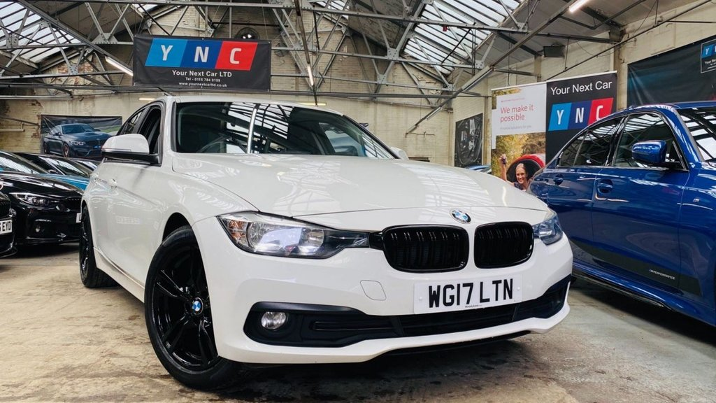 USED 2017 17 BMW 3 SERIES 2.0 320d BluePerformance ED Plus Auto (s/s) 4dr YNCSTYLING+18S+HTDLTHR