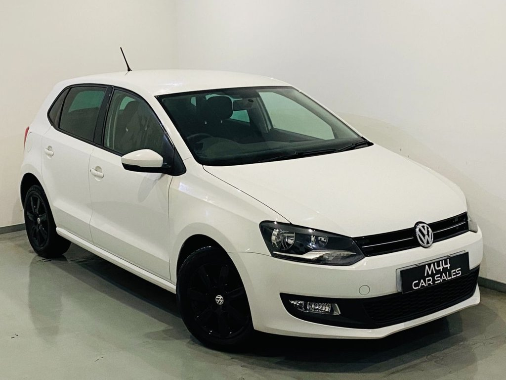 USED 2013 63 VOLKSWAGEN POLO 1.4 MATCH EDITION 5d 83 BHP Isofix / Aux / Electric Windows / Alloy Wheels /
