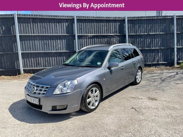 USED 2009 59 CADILLAC BLS 1.9 ELEGANCE TD 5d 148 BHP Same as Saab 9-3! Ultra low miles. Delivery possible.