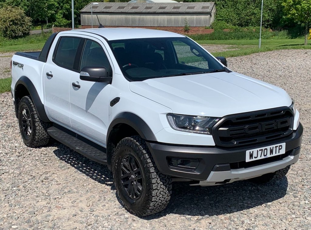 USED 2020 70 FORD RANGER 2.0 RAPTOR ECOBLUE 210 BHP Free Next Day Nationwide Delivery
