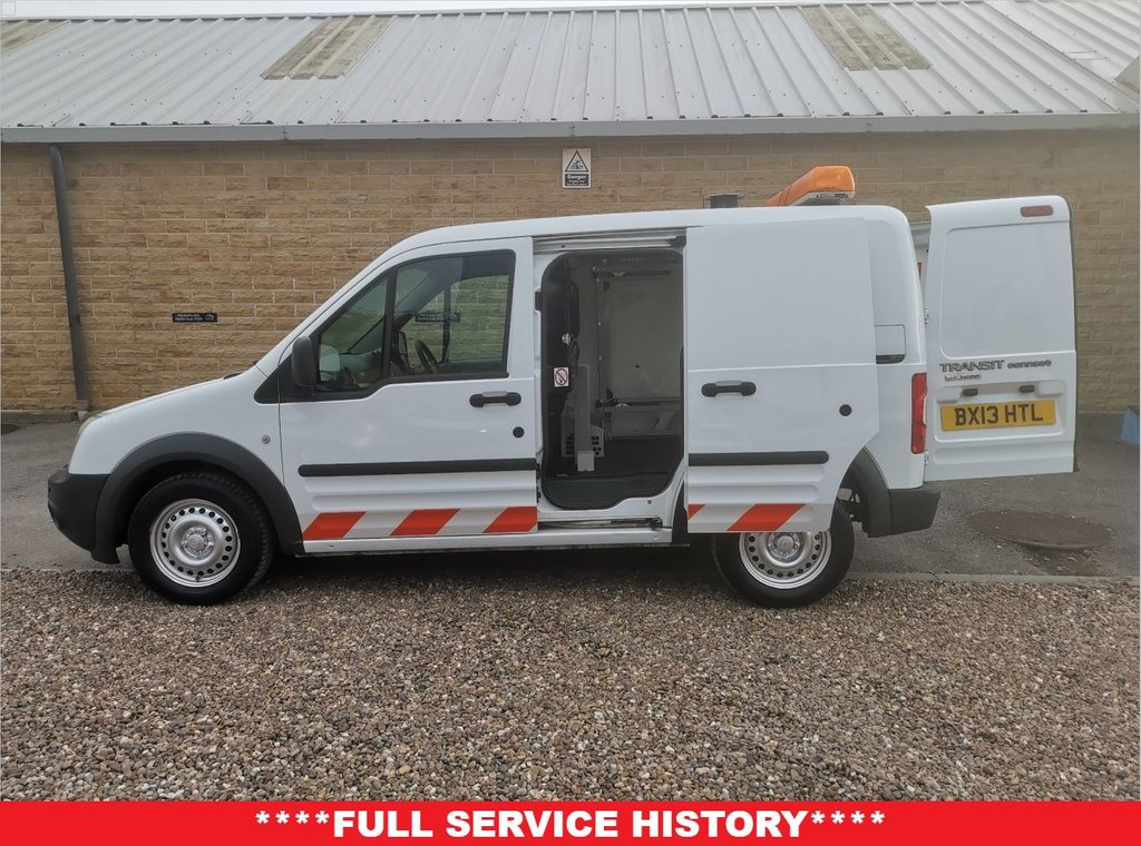 USED 2013 13 FORD TRANSIT CONNECT 1.8 T220 LR 74 BHP