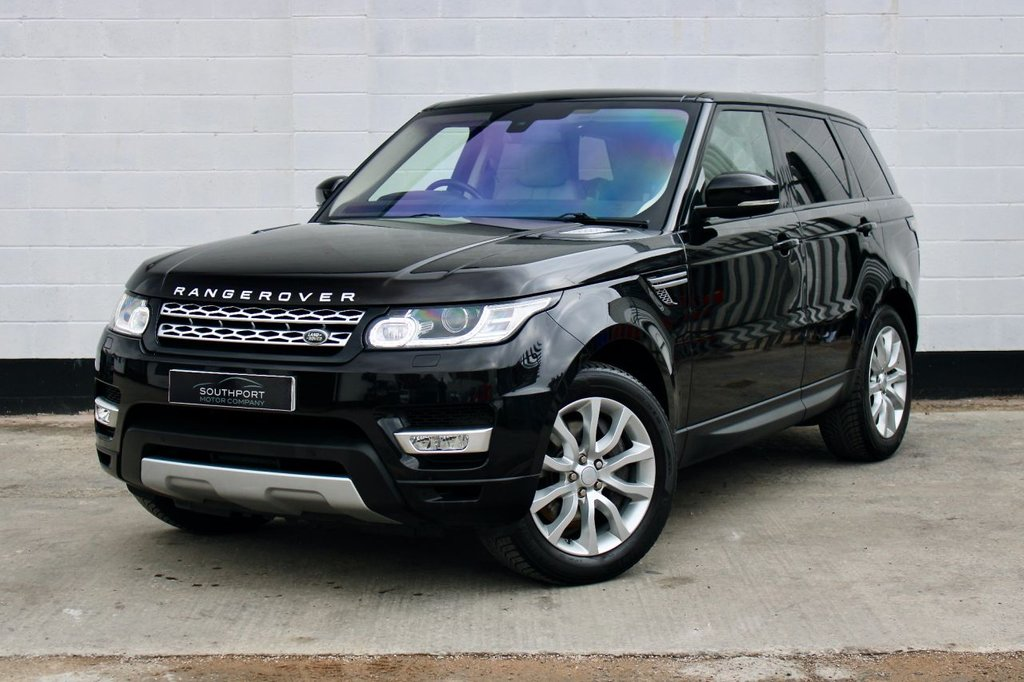 USED 2015 15 LAND ROVER RANGE ROVER SPORT 3.0 SDV6 HSE 5d 288 BHP