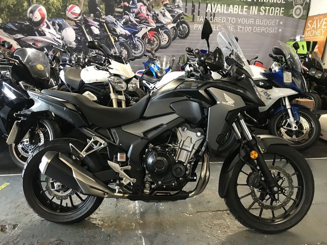 2020 20 HONDA CB 500 XA-J 47 BHP