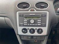 USED 2006 56 FORD FOCUS 1.8 ZETEC CLIMATE 3d 124 BHP
