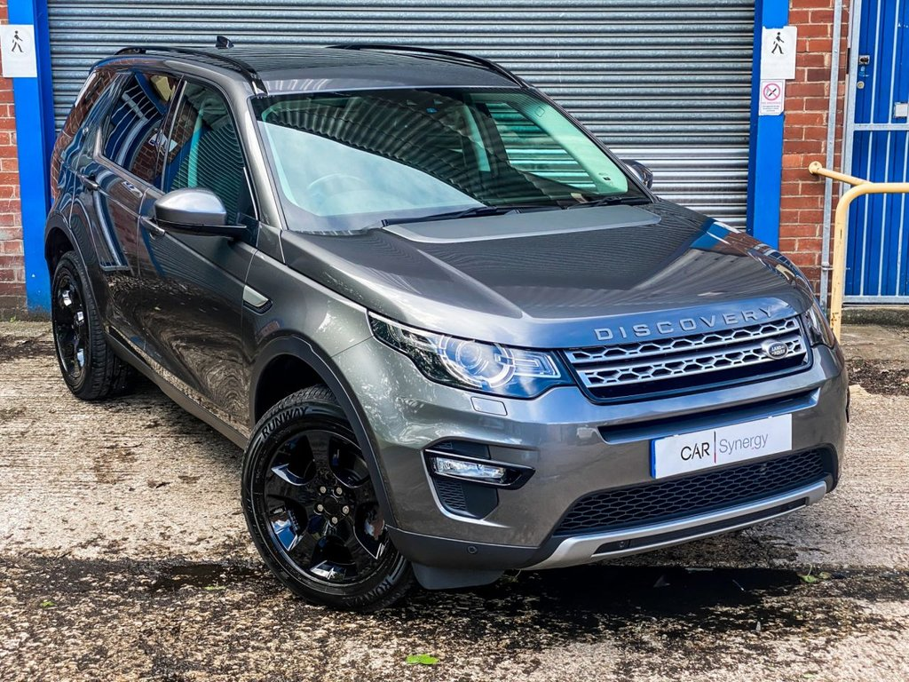 USED 2016 66 LAND ROVER DISCOVERY SPORT 2.0 TD4 HSE 5d 150 BHP