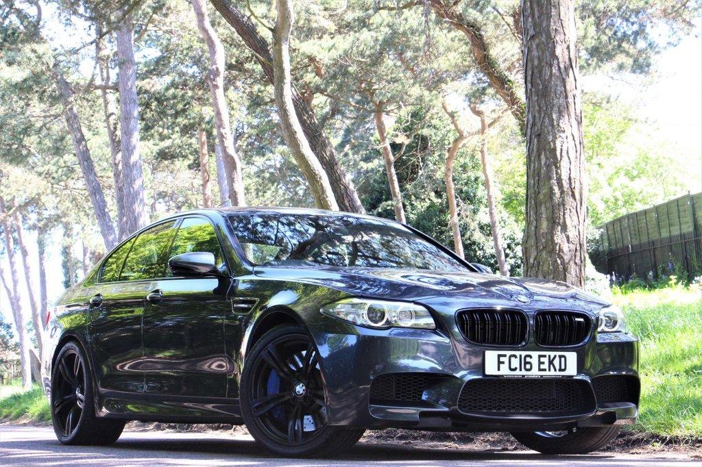 USED 2016 16 BMW M5 4.4 V8 M DCT 560BHP