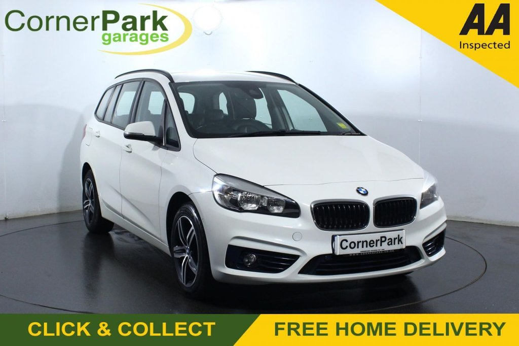 USED 2017 17 BMW 2 Series GRAN TOURER 2.0 218D SPORT GRAN TOURER 5d 148 BHP