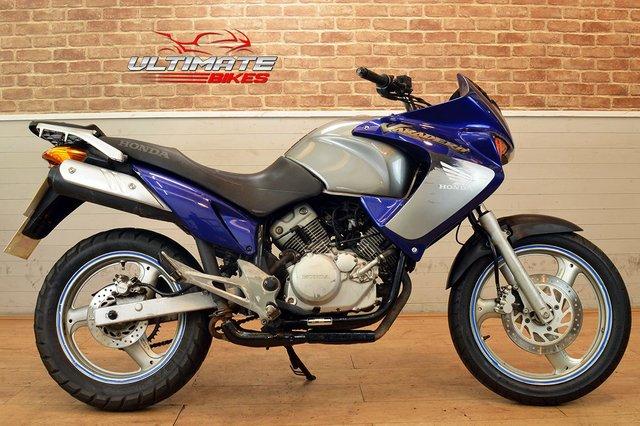 USED 2005 05 HONDA XL 125 V VARADERO - TRADE SALE