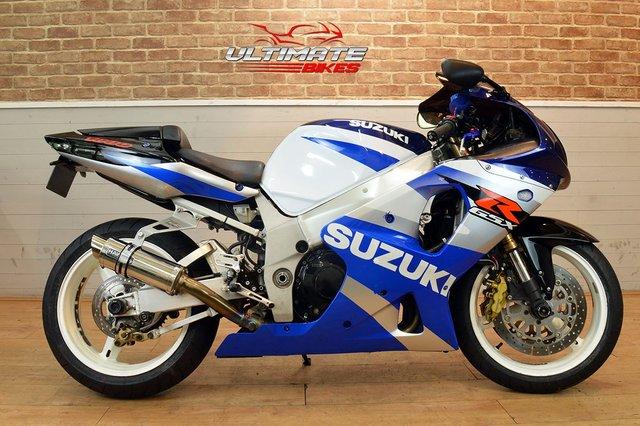 USED 2003 03 SUZUKI GSXR 1000 K2