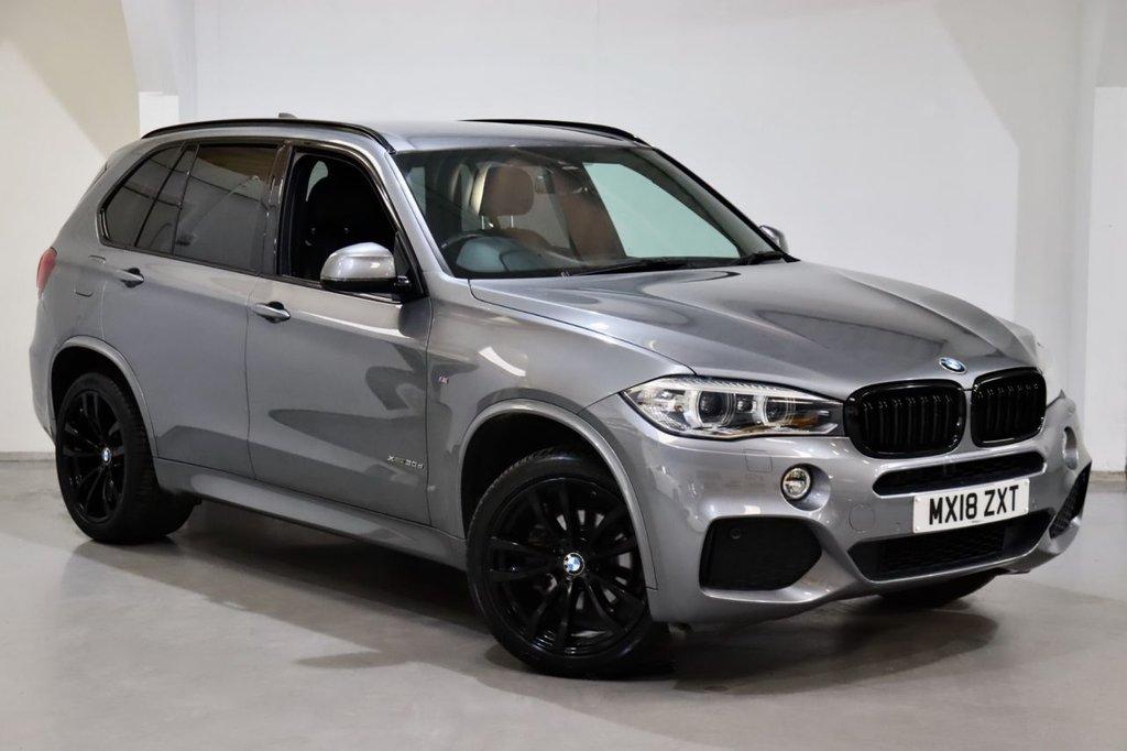 USED 2018 18 BMW X5 3.0 XDRIVE30D M SPORT 5d 255 BHP