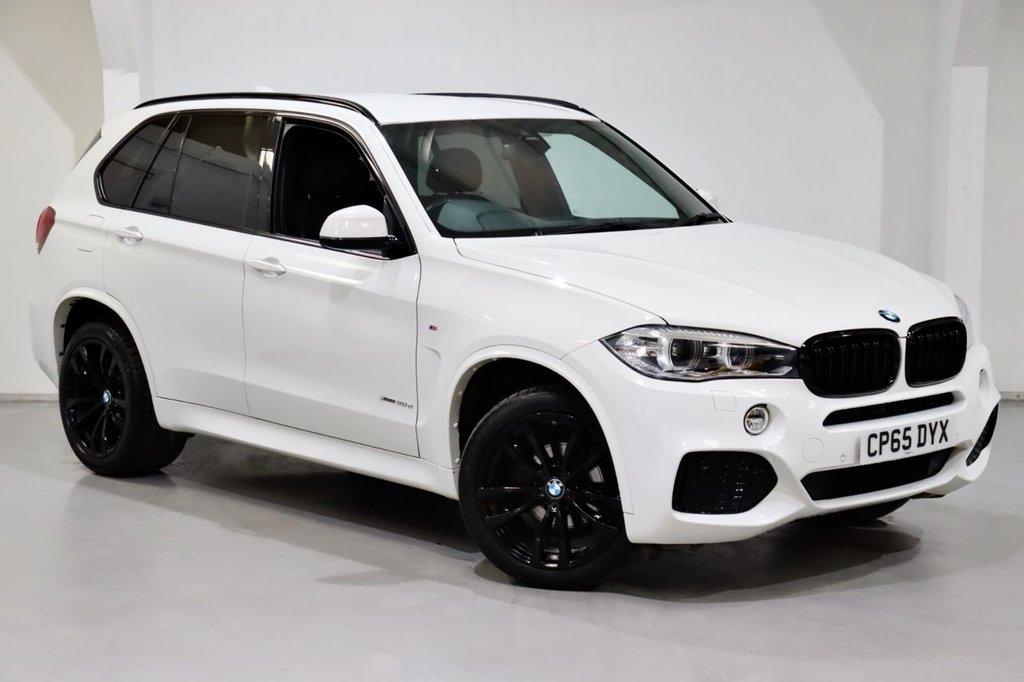 USED 2015 65 BMW X5 3.0 XDRIVE30D M SPORT 5d 255 BHP