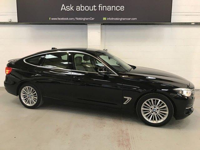USED 2014 P BMW 3 SERIES 2.0 320D LUXURY GRAN TURISMO 5d 181 BHP
