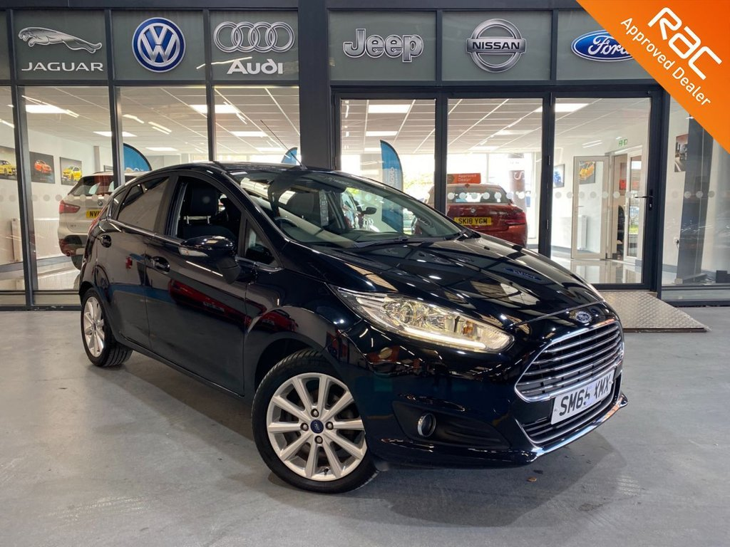 USED 2015 65 FORD FIESTA 1.0 TITANIUM 5d 99 BHP Complementary 12 Months RAC Warranty and 12 Months RAC Breakdown Cover Also Receive a Full MOT With All Advisory Work Completed, Fresh Engine Service and RAC Multipoint Check Before Collection/Delivery