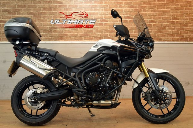USED 2014 64 TRIUMPH TIGER 800 ABS