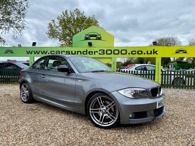 USED 2013 62 BMW 1 SERIES 2.0 123D SPORT PLUS EDITION 2d 202 BHP