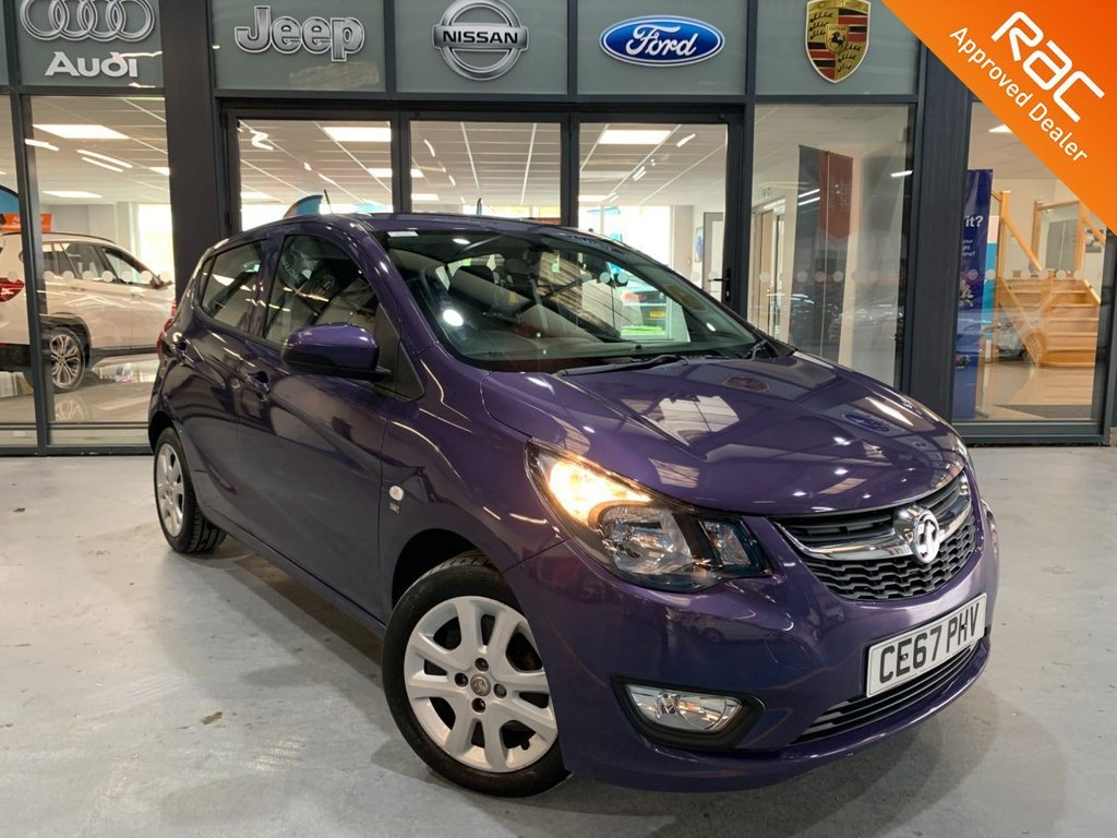 USED 2017 67 VAUXHALL VIVA 1.0 SE AC 5d 74 BHP Complementary 12 Months RAC Warranty and 12 Months RAC Breakdown Cover Also Receive a Full MOT With All Advisory Work Completed, Fresh Engine Service and RAC Multipoint Check Before Collection/Delivery