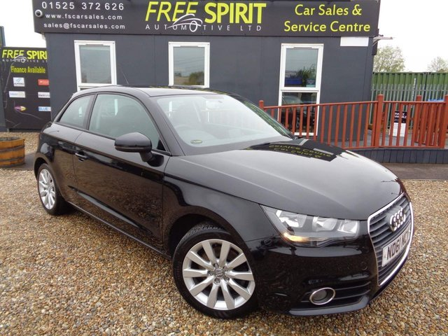 USED 2011 61 AUDI A1 1.6 TDI Sport 3dr Bluetooth, 2 Owners