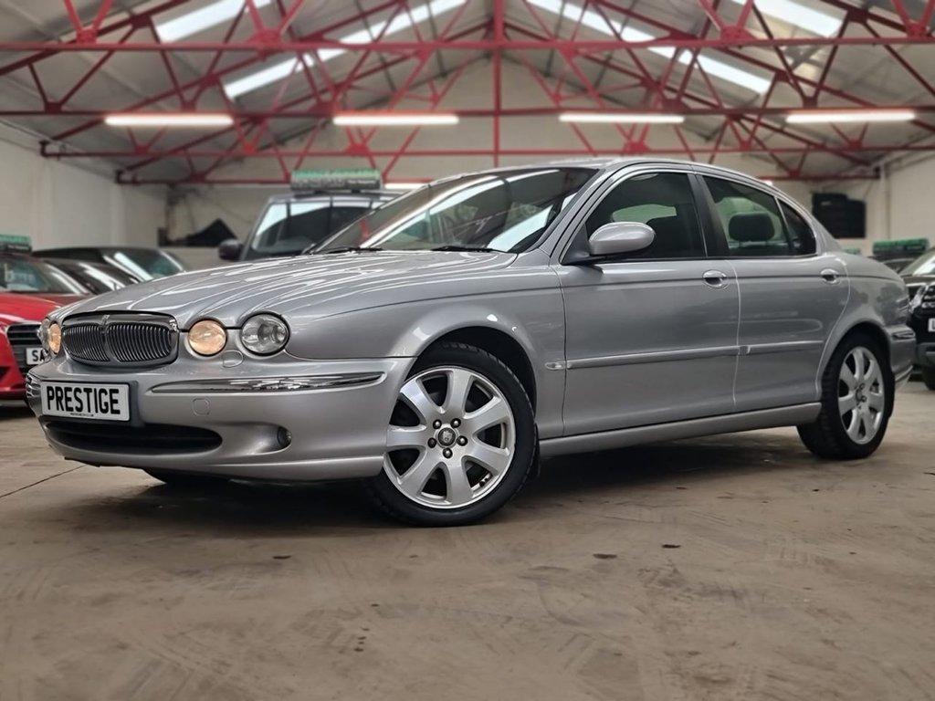 USED 2006 JAGUAR X-TYPE 2.5 V6 SE 4dr