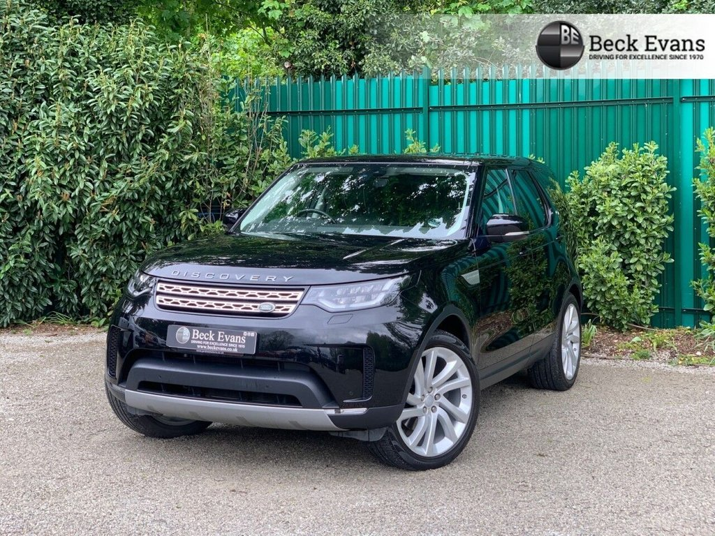 USED 2018 18 LAND ROVER DISCOVERY 5 3.0 TD6 HSE 5d 255 BHP