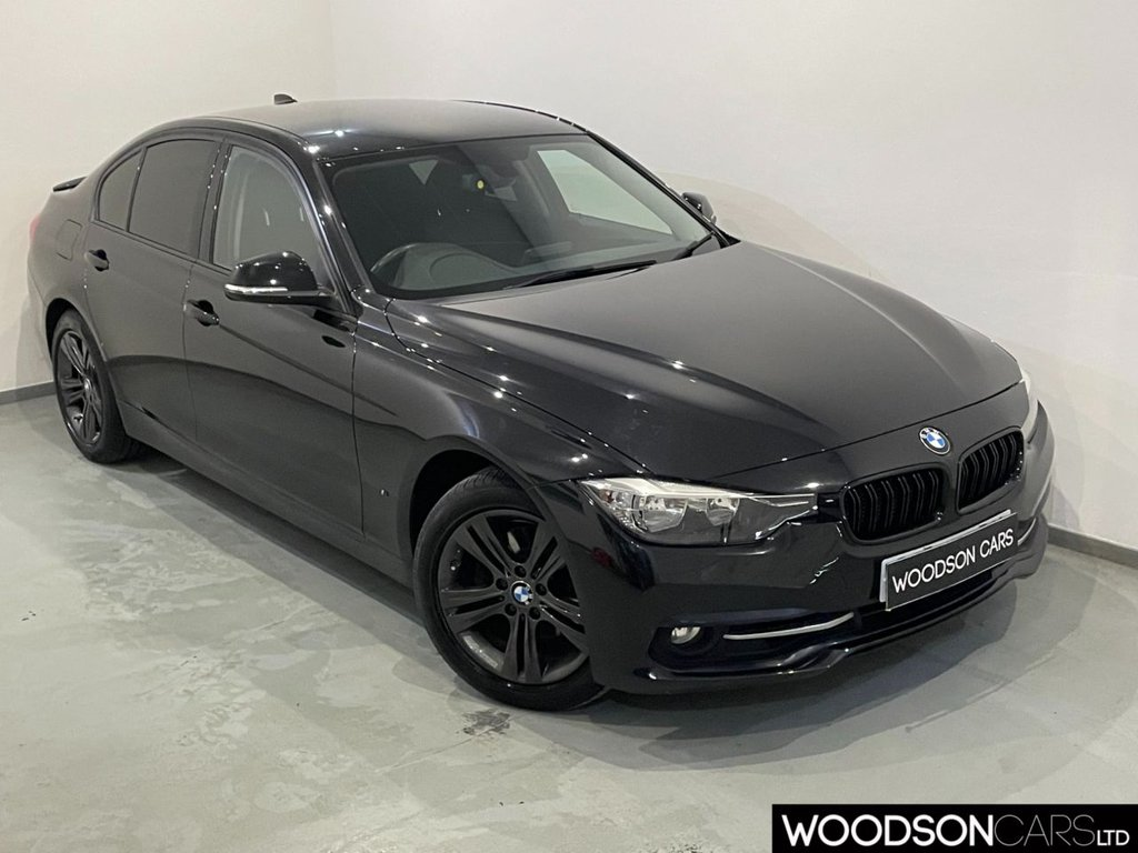 USED 2016 16 BMW 3 SERIES 2.0 330E SPORT 4d 181 BHP Sat Nav / Bluetooth / DAB Radio / Charging Cable Included