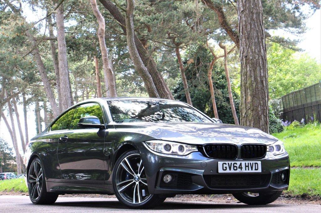 USED 2014 64 BMW 4 SERIES 435i M SPORT 306BHP