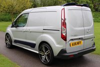 USED 2016 16 FORD TRANSIT CONNECT 1.6 200 LIMITED P/V 114 BHP NO VAT LIMITED WITH SPORT BODY KIT WARRANTY INCLUDED