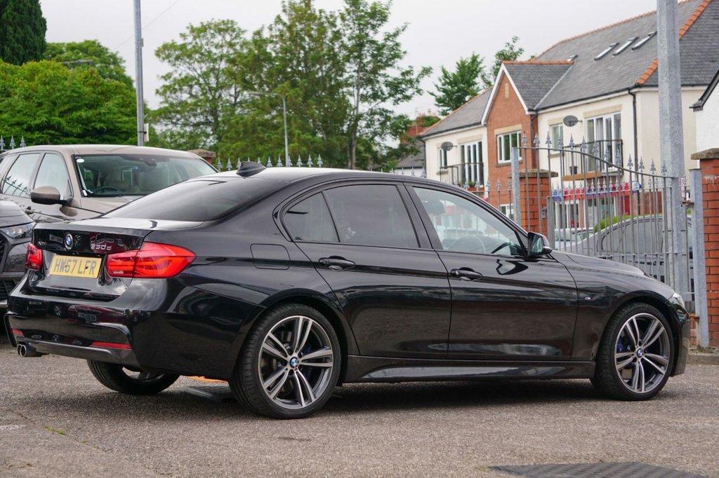 USED 2017 67 BMW 3 SERIES 3.0 330D XDRIVE M SPORT 4d 255 BHP