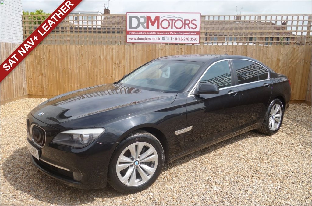 USED 2011 61 BMW 7 SERIES 3.0 730D SE 4d 242 BHP *** 6 MONTHS NATIONWIDE GOLD WARRANTY ***