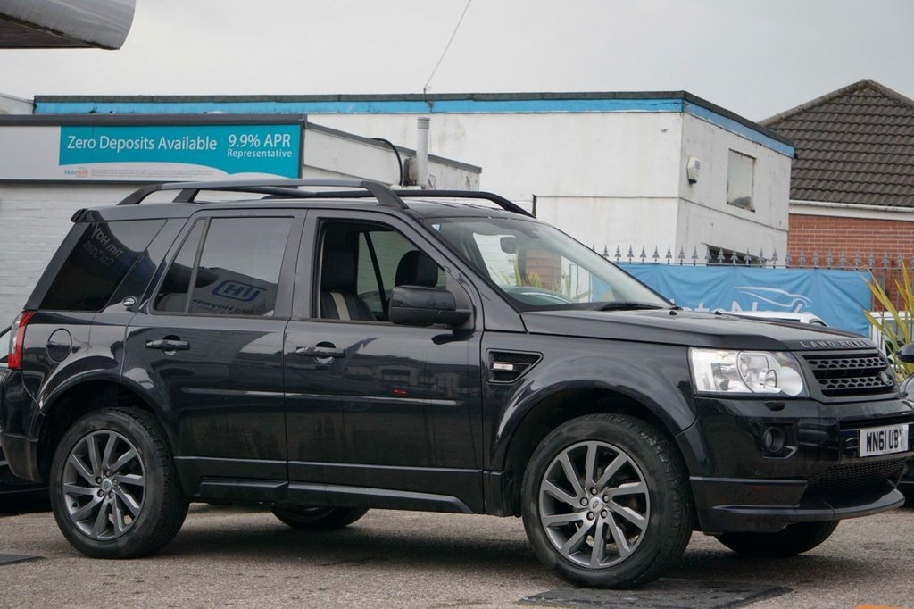 USED 2011 61 LAND ROVER FREELANDER 2.2 SD4 SPORT LE 5d 190 BHP