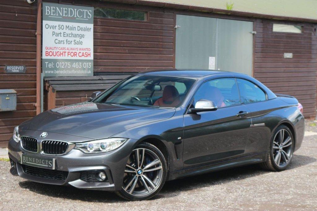 USED 2016 66 BMW 4 SERIES 2.0 430I M SPORT 2d 248 BHP