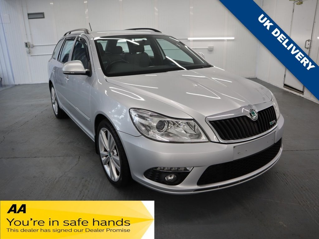 USED 2011 11 SKODA OCTAVIA 2.0 VRS TDI CR 5d 170 BHP GREAT DRIVING CAR THATS EXTREAMLY CAPABLE WITH BEEFED UP SUSPENSION AND SHOCKS TO GIVE A SMOTTH RIDE