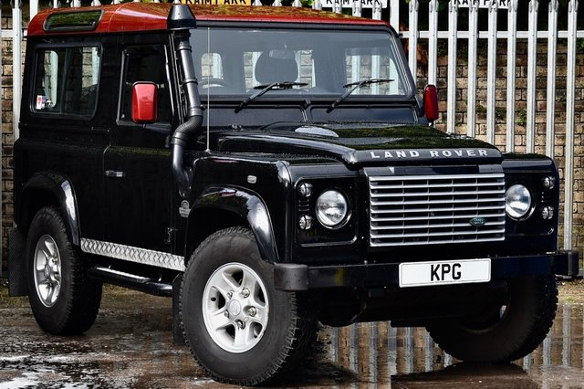 View our LAND ROVER DEFENDER 90