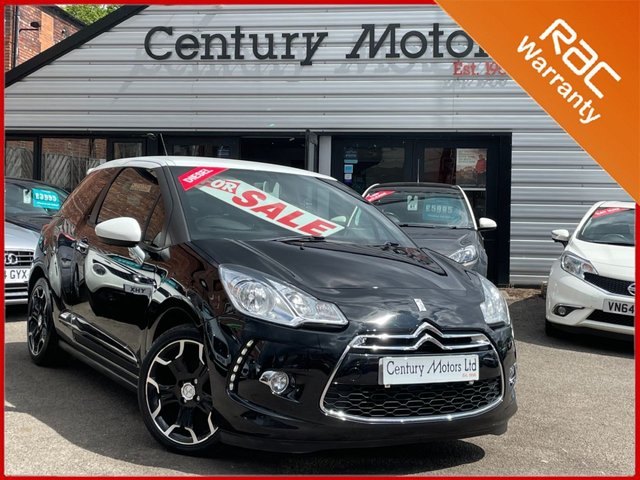 2015 65 DS DS 3 1.6 BlueHDI DStyle 3dr - UPGRADE ALLOYS