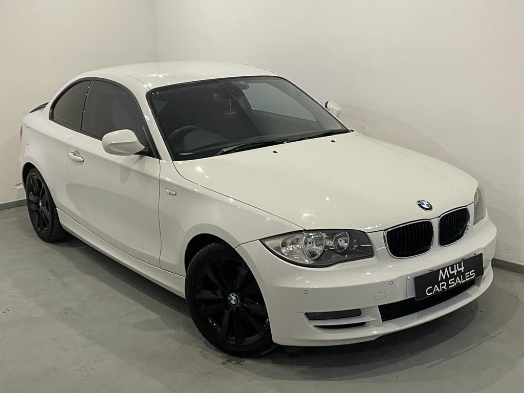 USED 2009 59 BMW 1 SERIES 2.0 118D SPORT 2d 141 BHP Bluetooth / Isofix / Aux / Central Locking / Cruise Control