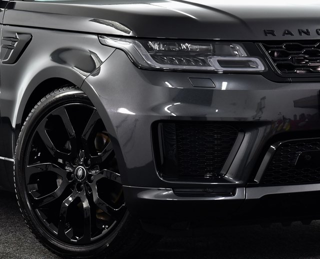 USED 2020 70 LAND ROVER RANGE ROVER SPORT 3.0 SD V6 HSE Dynamic Auto 4WD (s/s) 5dr £9k Extra's, Pan Roof, Stealth